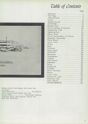 Page 7, 1958 Edition, Lebanon High School - Parrot Yearbook (Lebanon, NH) online yearbook collection