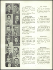 Page 14, 1948 Edition, Manchester West High School - Thesaurus Yearbook (Manchester, NH) online yearbook collection