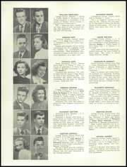 Page 16, 1948 Edition, Manchester West High School - Thesaurus Yearbook (Manchester, NH) online yearbook collection