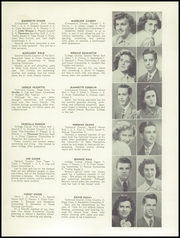 Page 17, 1948 Edition, Manchester West High School - Thesaurus Yearbook (Manchester, NH) online yearbook collection