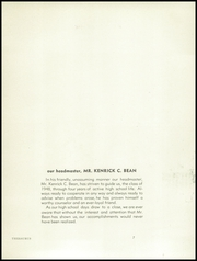 Page 9, 1948 Edition, Manchester West High School - Thesaurus Yearbook (Manchester, NH) online yearbook collection
