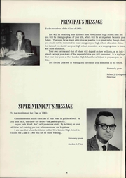 Page 10, 1960 Edition, New London High School - Exodus Yearbook (New London, NH) online yearbook collection