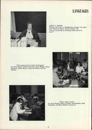 Page 12, 1960 Edition, New London High School - Exodus Yearbook (New London, NH) online yearbook collection