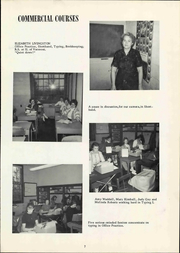 Page 13, 1960 Edition, New London High School - Exodus Yearbook (New London, NH) online yearbook collection