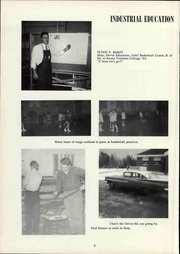 Page 14, 1960 Edition, New London High School - Exodus Yearbook (New London, NH) online yearbook collection