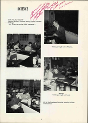 Page 15, 1960 Edition, New London High School - Exodus Yearbook (New London, NH) online yearbook collection