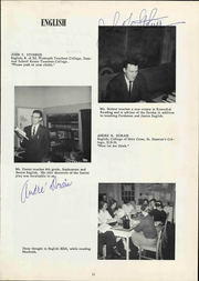 Page 17, 1960 Edition, New London High School - Exodus Yearbook (New London, NH) online yearbook collection