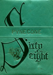 1968 Edition, Raymond High School - Pynecone Yearbook (Raymond, NH)