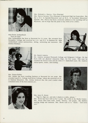 Page 12, 1977 Edition, Raymond High School - Pynecone Yearbook (Raymond, NH) online yearbook collection
