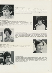 Page 15, 1977 Edition, Raymond High School - Pynecone Yearbook (Raymond, NH) online yearbook collection