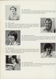 Page 16, 1977 Edition, Raymond High School - Pynecone Yearbook (Raymond, NH) online yearbook collection