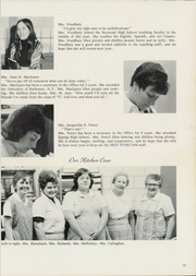 Page 17, 1977 Edition, Raymond High School - Pynecone Yearbook (Raymond, NH) online yearbook collection