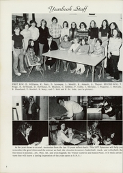 Page 6, 1977 Edition, Raymond High School - Pynecone Yearbook (Raymond, NH) online yearbook collection