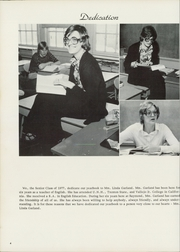 Page 8, 1977 Edition, Raymond High School - Pynecone Yearbook (Raymond, NH) online yearbook collection