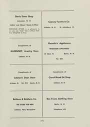 Page 59, 1947 Edition, Groveton High School - Seniorian Yearbook (Groveton, NH) online yearbook collection