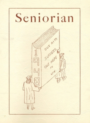 Groveton High School - Seniorian Yearbook (Groveton, NH) online yearbook collection, 1948 Edition, Page 1