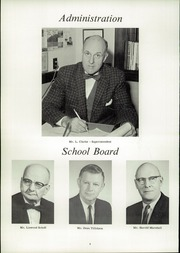 Page 12, 1967 Edition, Groveton High School - Seniorian Yearbook (Groveton, NH) online yearbook collection
