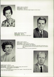 Page 13, 1967 Edition, Groveton High School - Seniorian Yearbook (Groveton, NH) online yearbook collection