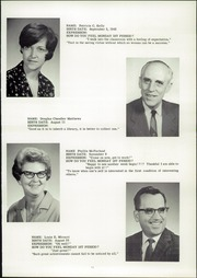 Page 15, 1967 Edition, Groveton High School - Seniorian Yearbook (Groveton, NH) online yearbook collection