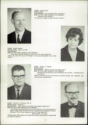 Page 16, 1967 Edition, Groveton High School - Seniorian Yearbook (Groveton, NH) online yearbook collection