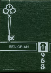 Page 1, 1968 Edition, Groveton High School - Seniorian Yearbook (Groveton, NH) online yearbook collection
