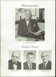 Page 10, 1968 Edition, Groveton High School - Seniorian Yearbook (Groveton, NH) online yearbook collection