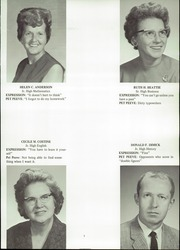 Page 11, 1968 Edition, Groveton High School - Seniorian Yearbook (Groveton, NH) online yearbook collection