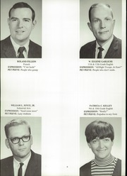 Page 12, 1968 Edition, Groveton High School - Seniorian Yearbook (Groveton, NH) online yearbook collection