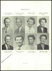 Page 11, 1955 Edition, Portsmouth High School - Clipper Yearbook (Portsmouth, NH) online yearbook collection