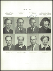 Page 12, 1955 Edition, Portsmouth High School - Clipper Yearbook (Portsmouth, NH) online yearbook collection