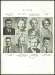 Page 14, 1955 Edition, Portsmouth High School - Clipper Yearbook (Portsmouth, NH) online yearbook collection