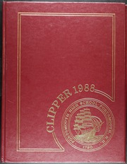 1988 Edition, Portsmouth High School - Clipper Yearbook (Portsmouth, NH)