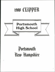 Page 5, 1988 Edition, Portsmouth High School - Clipper Yearbook (Portsmouth, NH) online yearbook collection