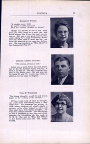 Page 65, 1926 Edition, Nashua High School - Tusitala Yearbook (Nashau, NH) online yearbook collection