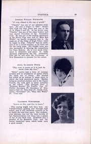 Page 67, 1926 Edition, Nashua High School - Tusitala Yearbook (Nashau, NH) online yearbook collection