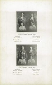 Page 12, 1929 Edition, Nashua High School - Tusitala Yearbook (Nashau, NH) online yearbook collection