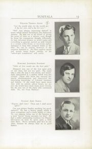 Page 17, 1929 Edition, Nashua High School - Tusitala Yearbook (Nashau, NH) online yearbook collection