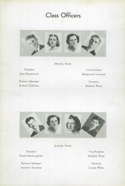 Page 12, 1938 Edition, Nashua High School - Tusitala Yearbook (Nashau, NH) online yearbook collection