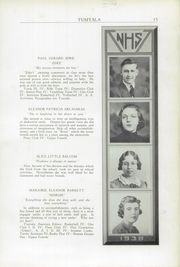 Page 17, 1938 Edition, Nashua High School - Tusitala Yearbook (Nashau, NH) online yearbook collection