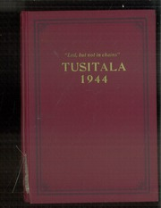Page 1, 1944 Edition, Nashua High School - Tusitala Yearbook (Nashau, NH) online yearbook collection