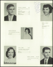 Page 13, 1959 Edition, Memorial High School - Excalibur Yearbook (Manchester, NH) online yearbook collection