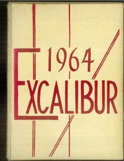 Page 1, 1964 Edition, Memorial High School - Excalibur Yearbook (Manchester, NH) online yearbook collection