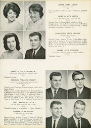 Page 15, 1964 Edition, Memorial High School - Excalibur Yearbook (Manchester, NH) online yearbook collection