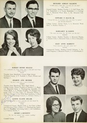 Page 16, 1964 Edition, Memorial High School - Excalibur Yearbook (Manchester, NH) online yearbook collection