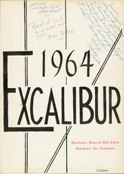 Page 5, 1964 Edition, Memorial High School - Excalibur Yearbook (Manchester, NH) online yearbook collection
