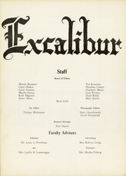 Page 6, 1964 Edition, Memorial High School - Excalibur Yearbook (Manchester, NH) online yearbook collection