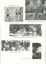 Page 17, 1965 Edition, Concord High School - Hustler Yearbook (Concord, NH) online yearbook collection