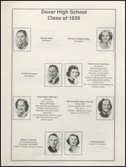 Page 17, 1939 Edition, Dover High School - Profile Yearbook (Dover, NH) online yearbook collection