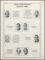 Page 8, 1939 Edition, Dover High School - Profile Yearbook (Dover, NH) online yearbook collection
