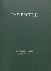 1948 Edition, Dover High School - Profile Yearbook (Dover, NH)